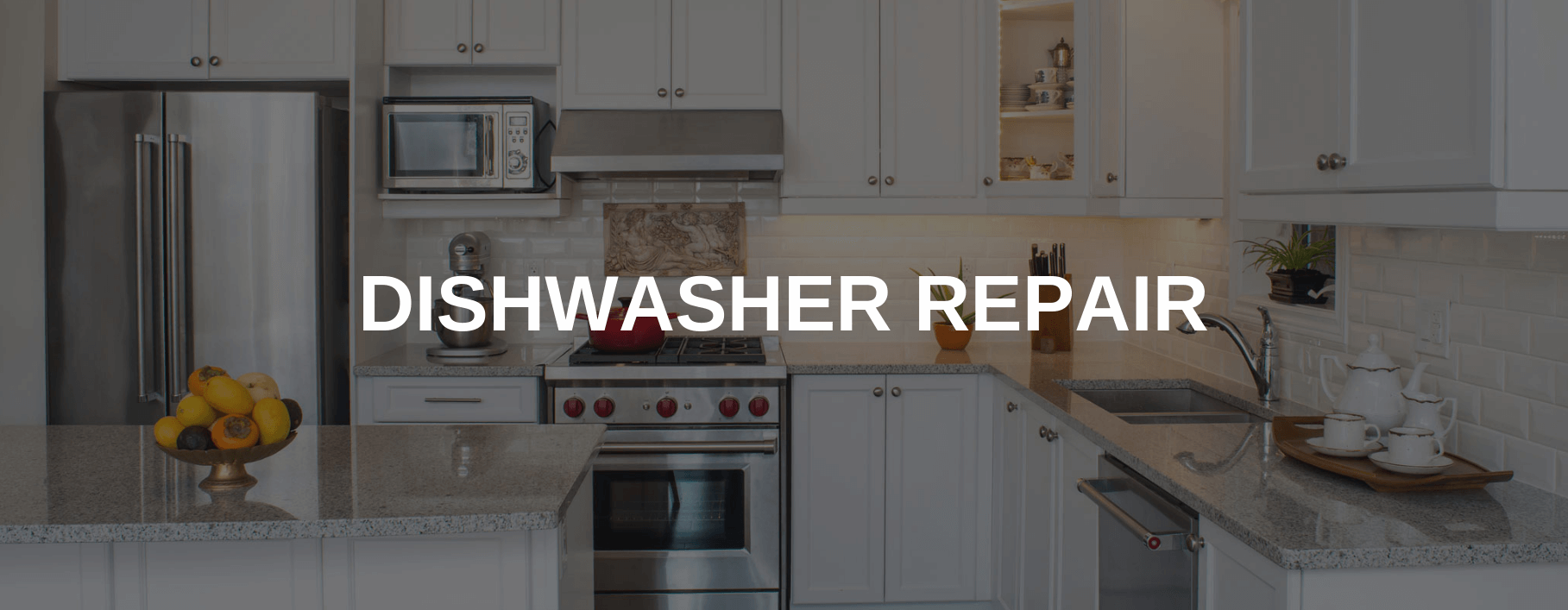dishwasher repair union city